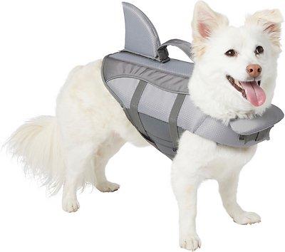 Frisco Shark Dog Life Jacket