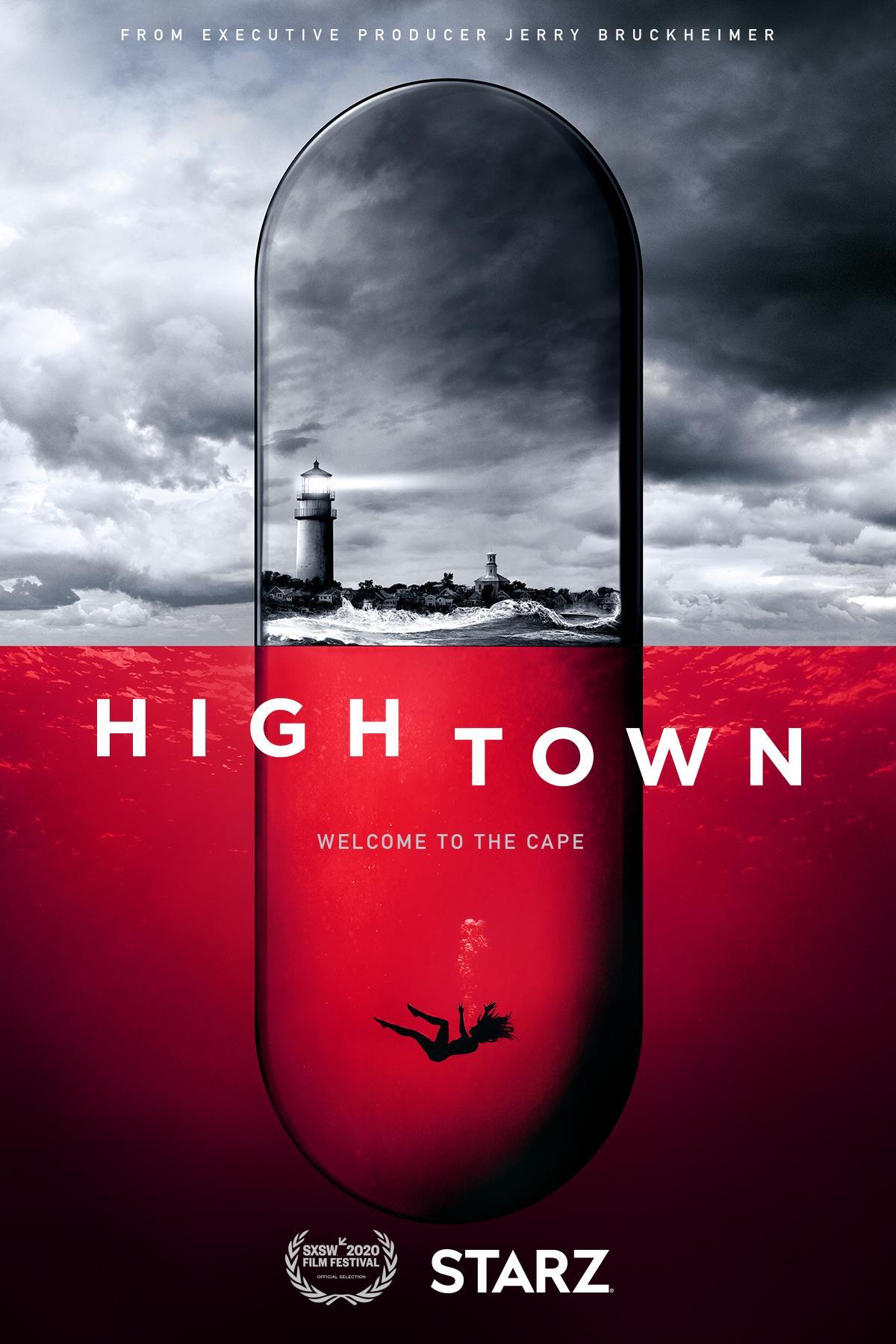 Hightown - new starz shows