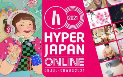 Travel To Japan With Hyper Japan's Online Festival
