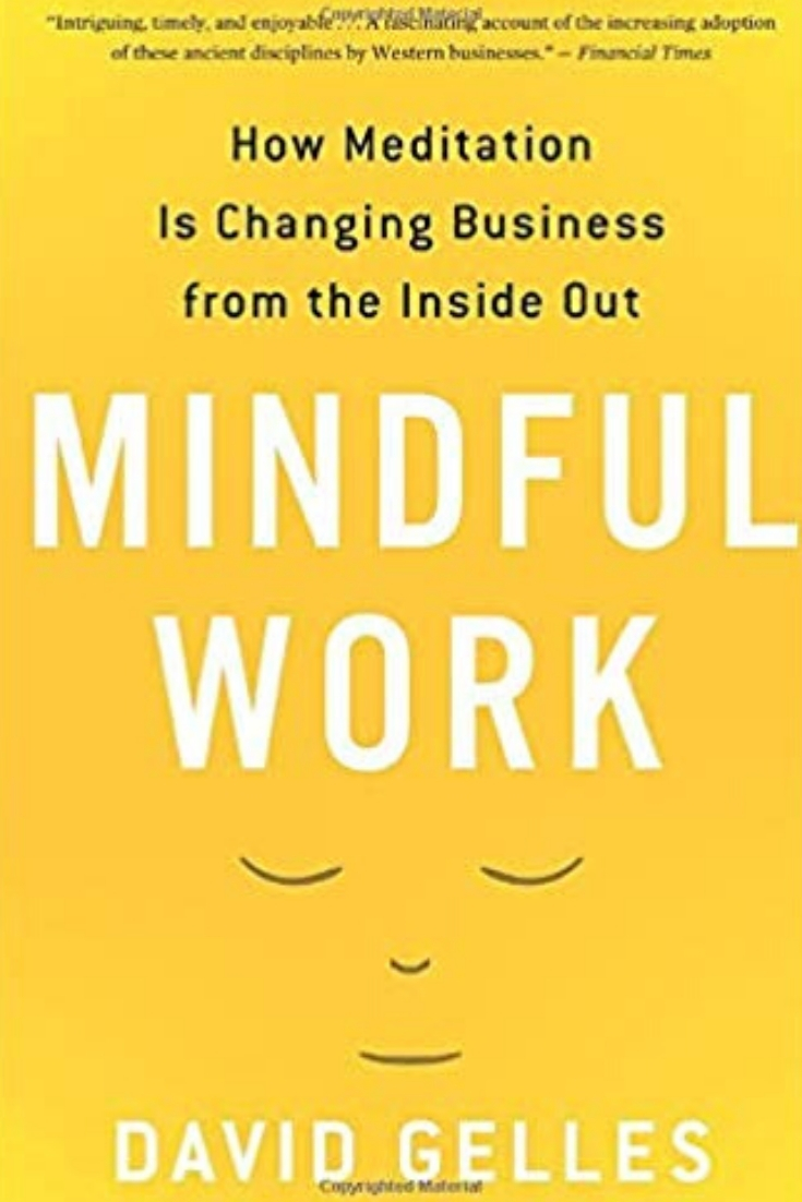 Mindful Work - best books on mindfulness