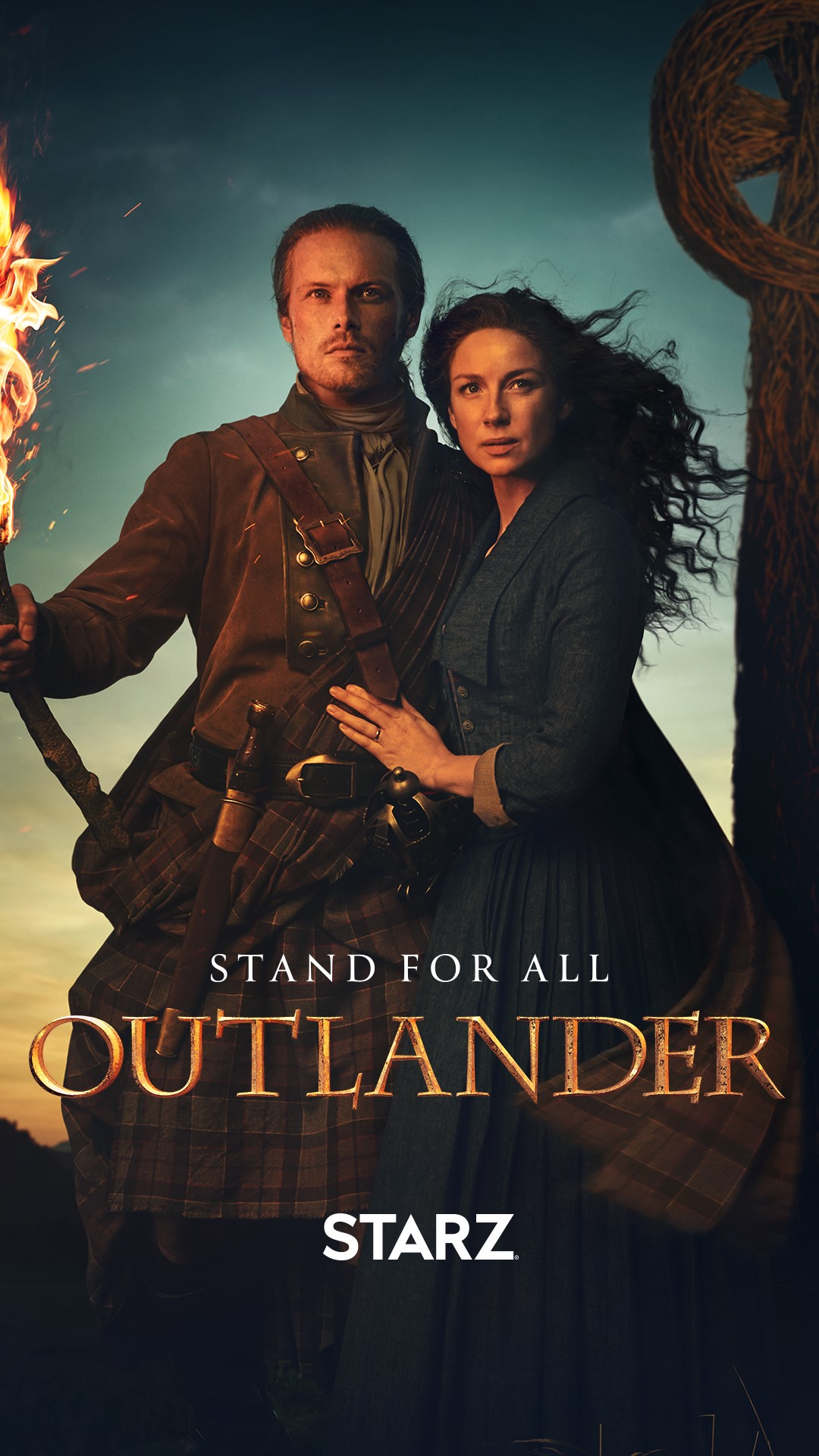 Outlander - New Starz Series