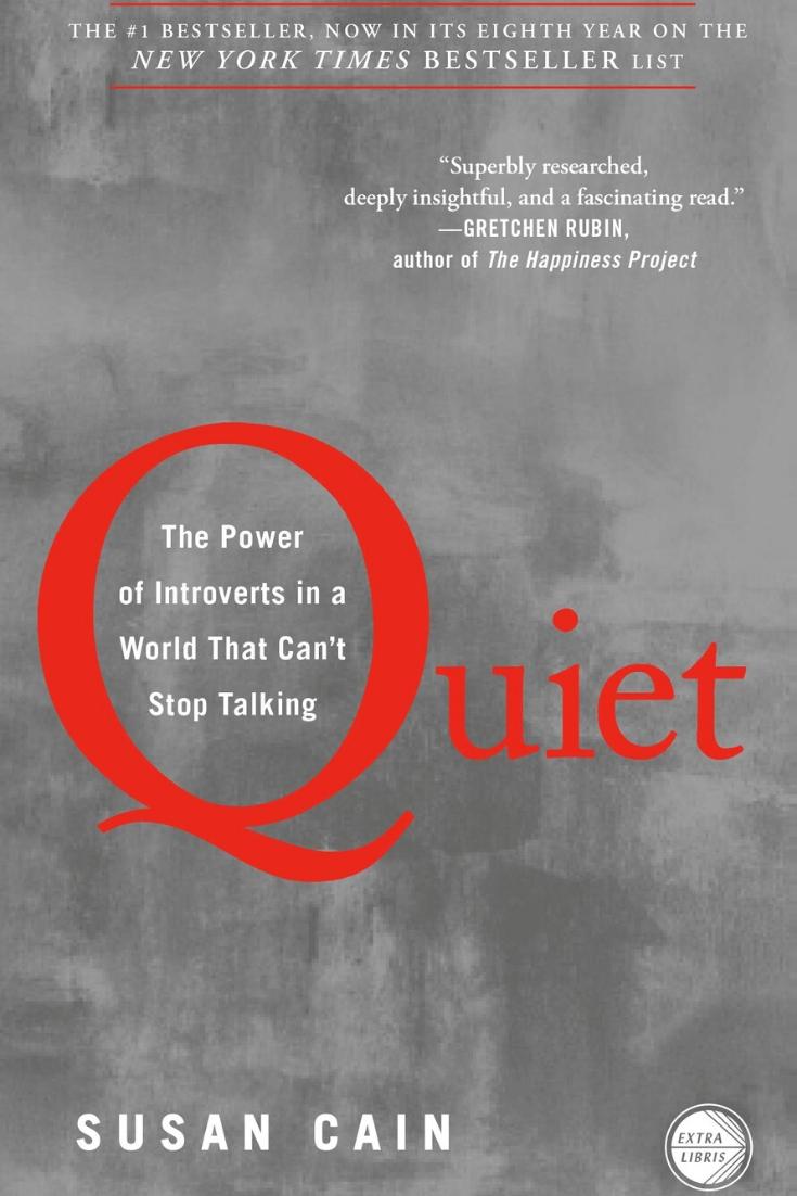 Quiet - best books on mindfulness
