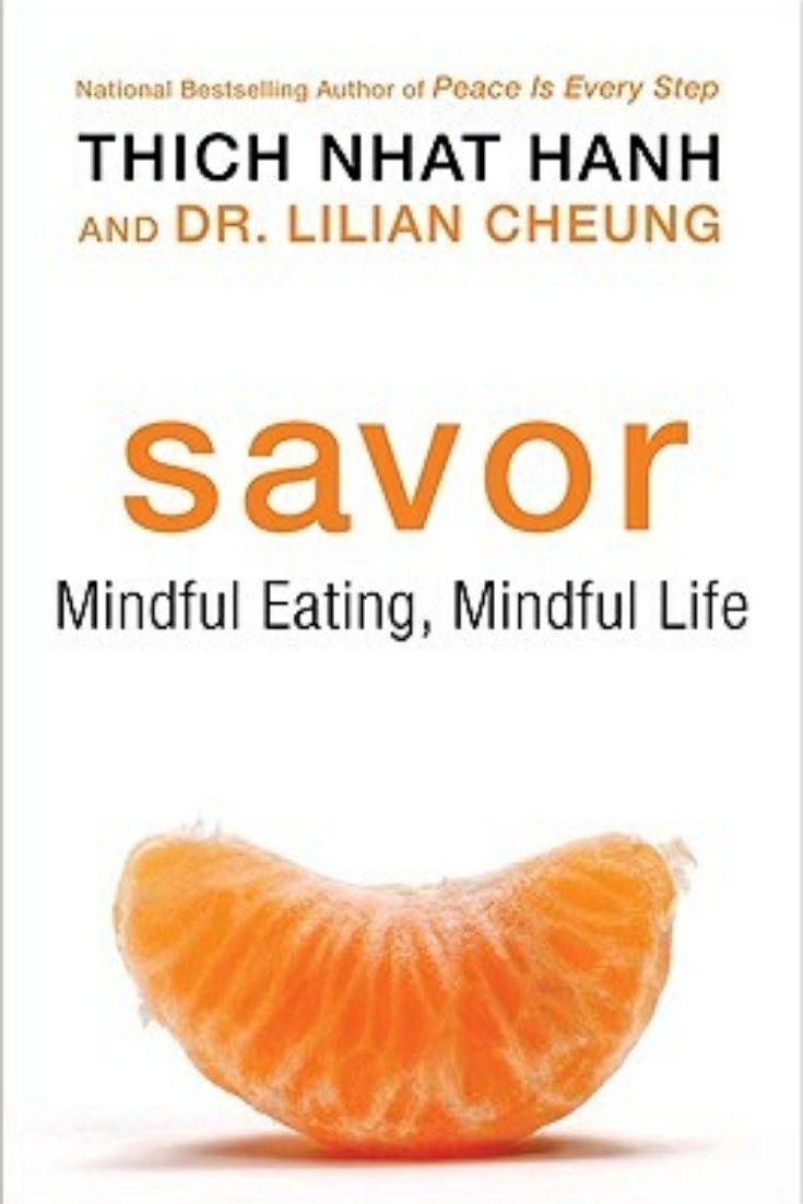 Savor - best books on mindfulness that will make you think