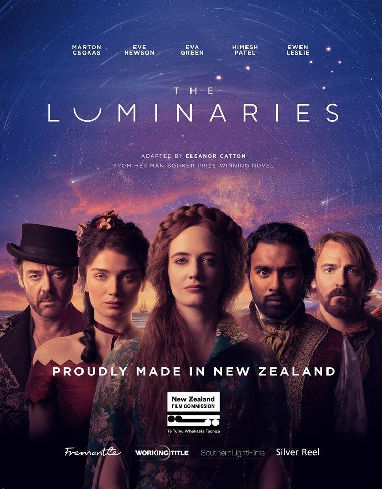 The Luminaries - new series on starz