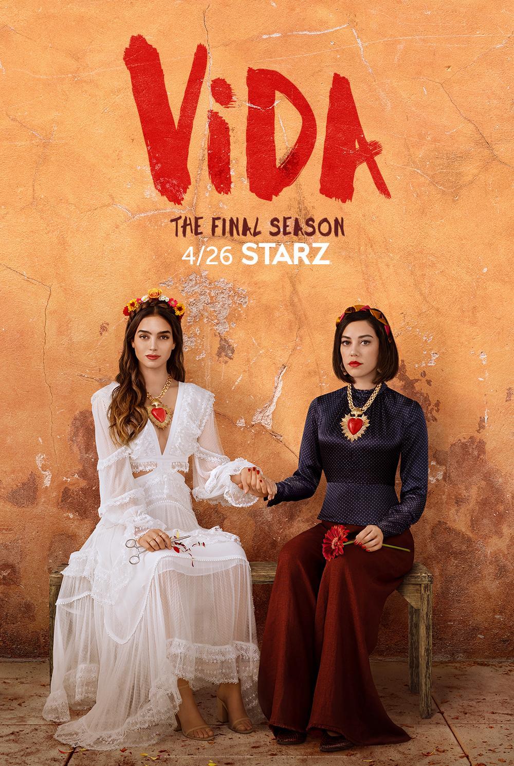 Vida - New Series on Starz