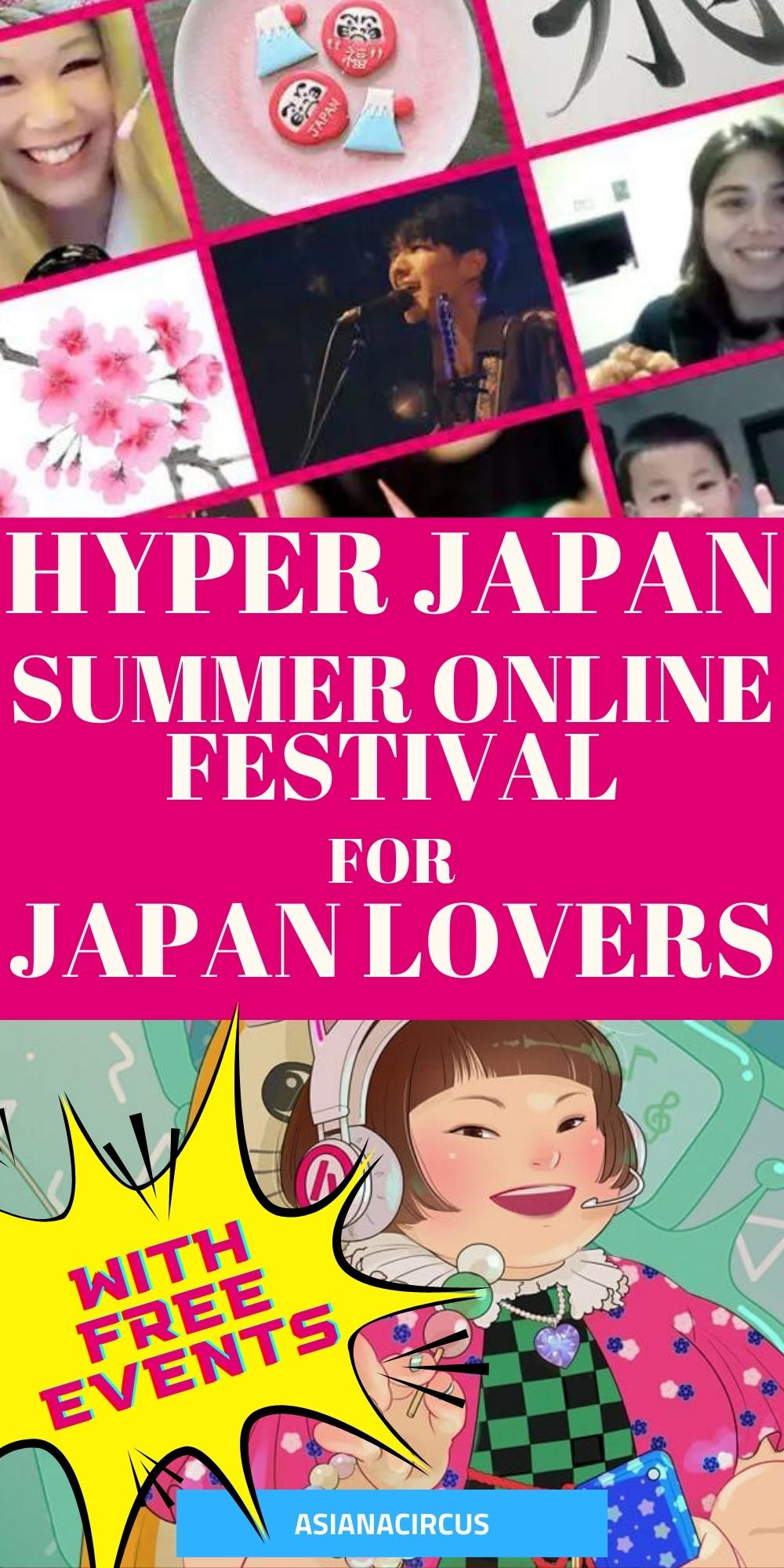 hyper japan festival online