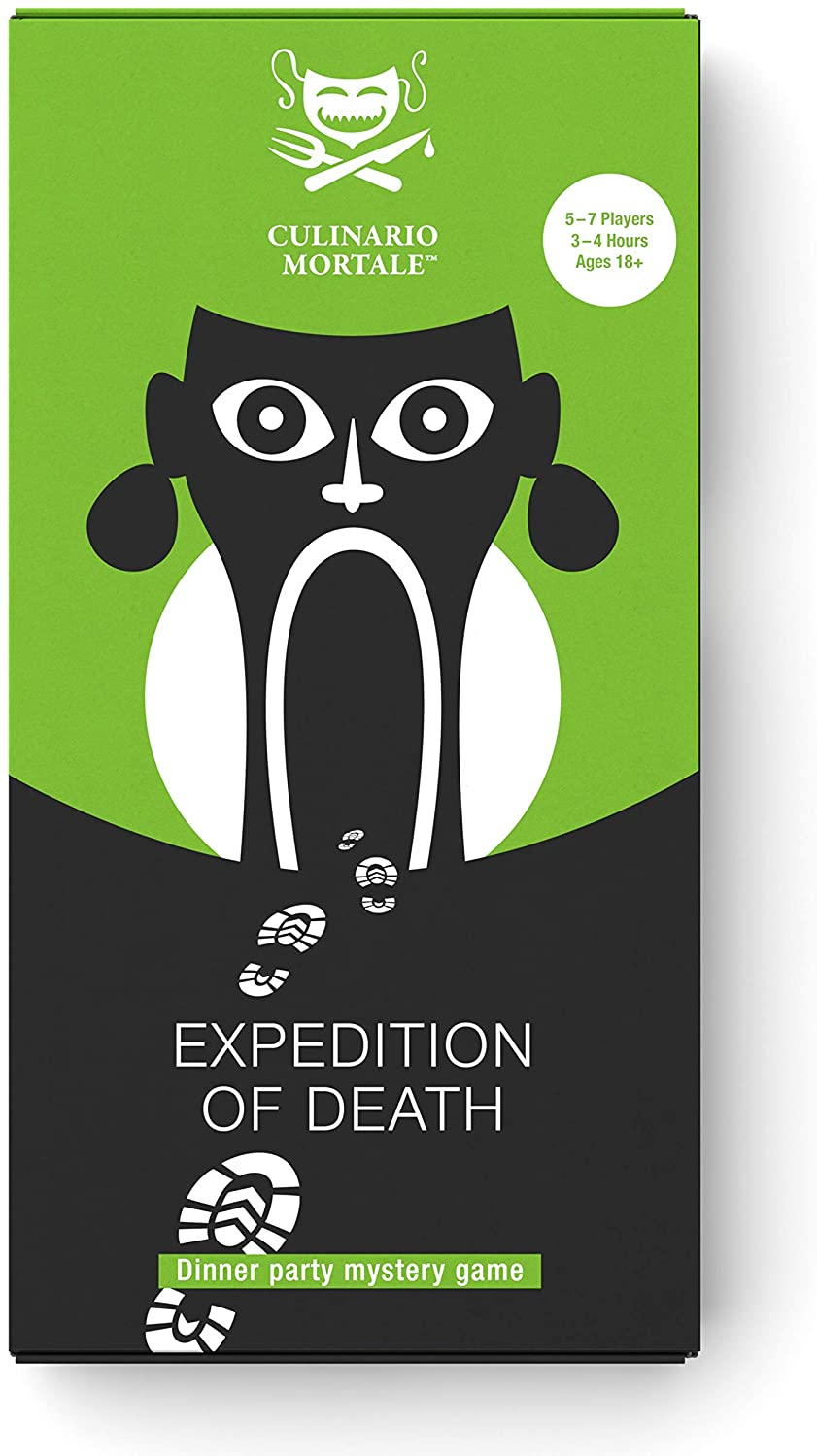 Expedition of Death – Murder Mystery Game for Adults