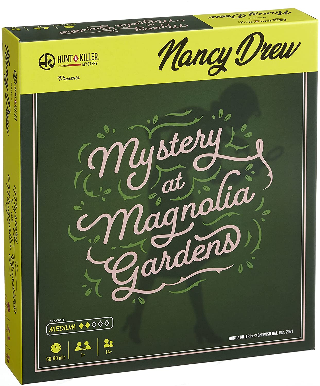 Hunt A Killer Nancy Drew - Mystery at Magnolia Gardens, Immersive Murder Mystery Game