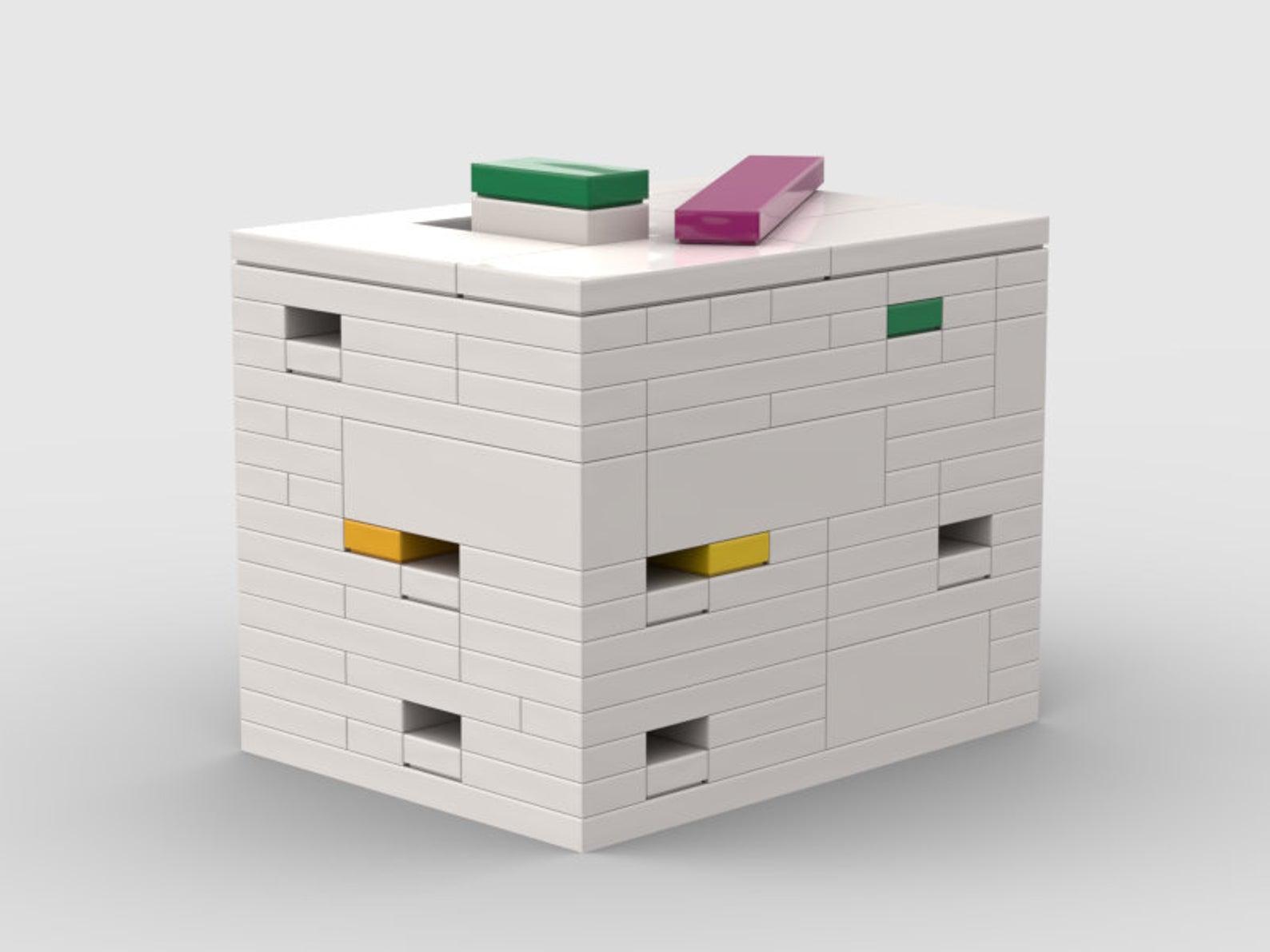 LOCKS BOX - Puzzle Box by cheat3
