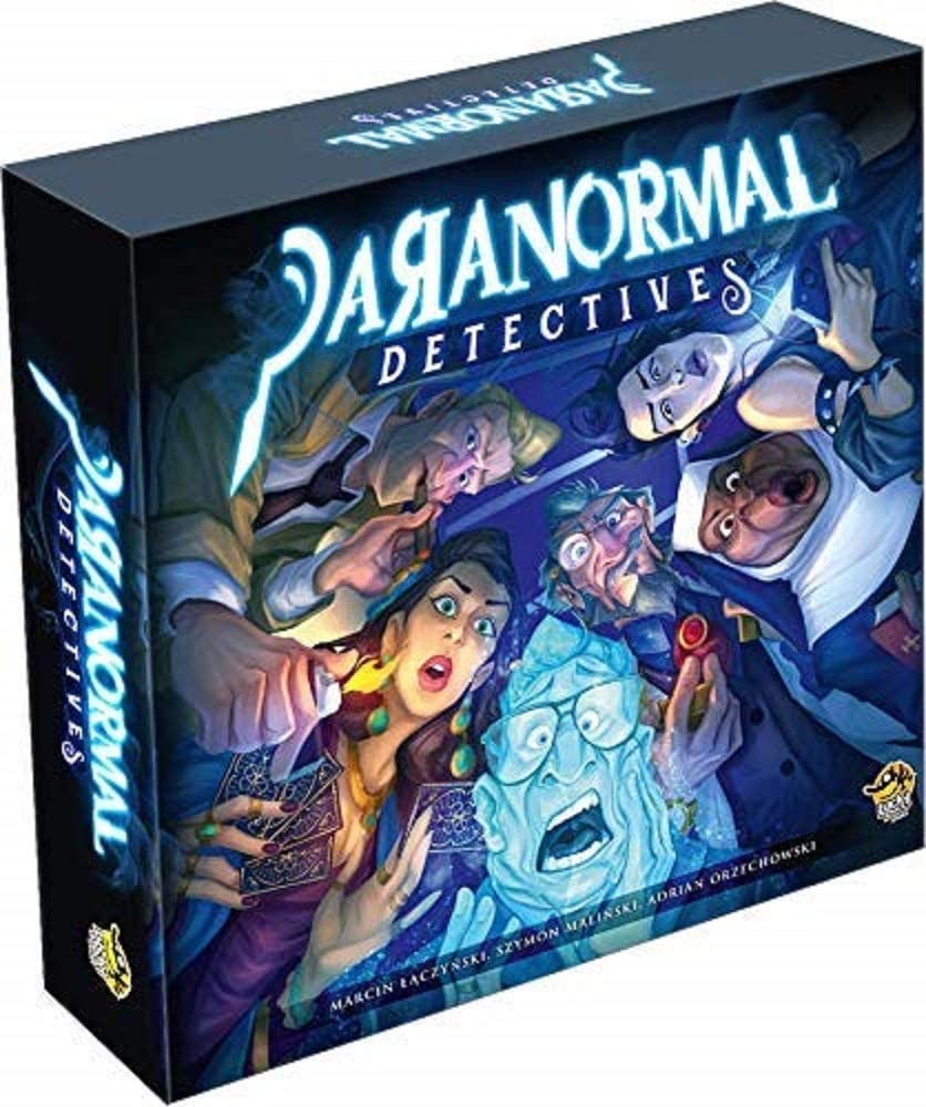 Paranormal Detectives - Murder Mystery Party Game