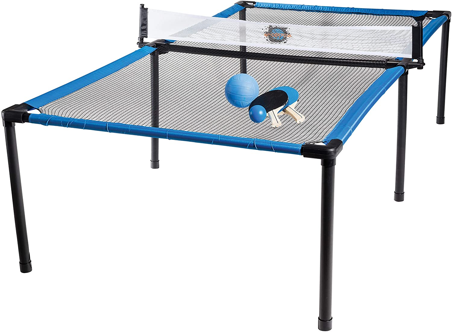 Portable Franklin Sports Spyder Pong Tennis camping game for adults