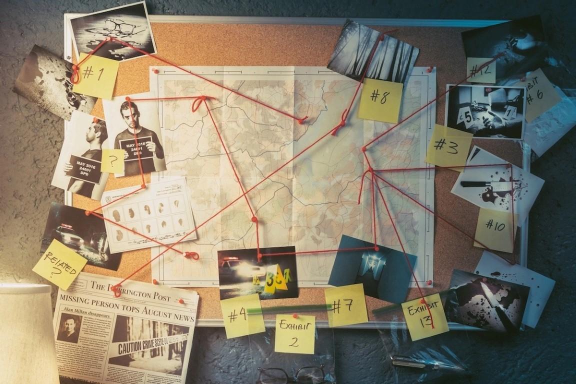 This Whodunit is KILLER murder mystery game (Medium)