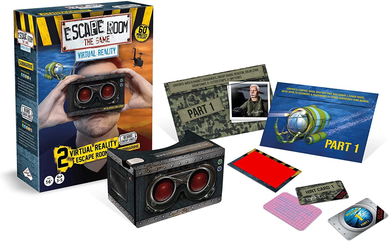 Virtual Reality Escape Room Kit