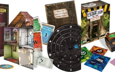 Thrilling Escape Room Kits For Adults