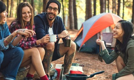 Camping Games For Adults (Couples, Friends, Families)