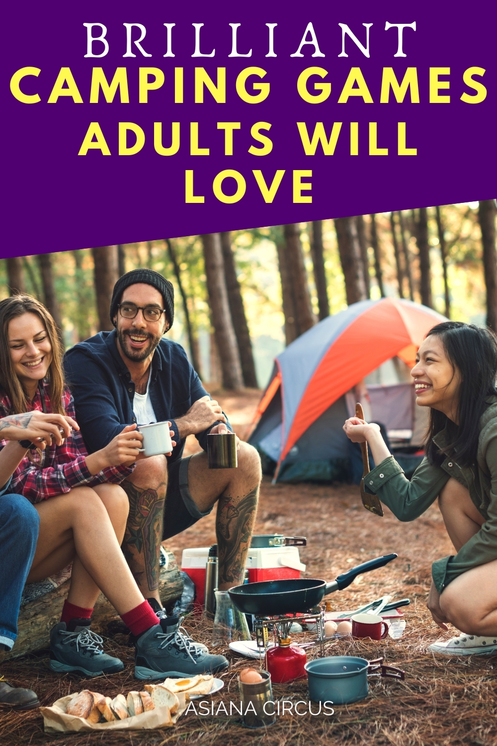 best camping games for adults