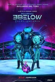 3Below Tales of Arcadia - best animated shows with aliens (Small)