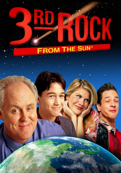 3rd Rock From The Sun, family shows with aliens (Small)