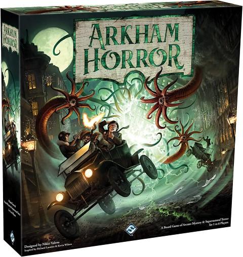 Arkham Horror - Mystery Board Game (Small)