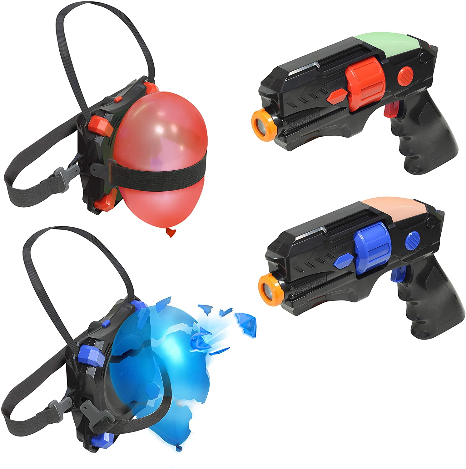 ArmoGear Laser Tag Shooting Laser Tag games for adults