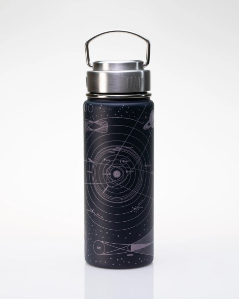 Astronomy Stainless Steel Vacuum Flask - cool gifts for space lovers (Small)