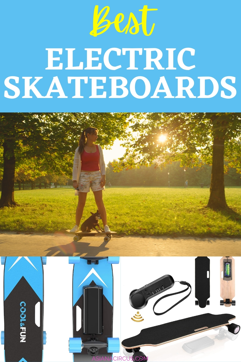 Best Electric Skateboards For Adults & Kids (1)