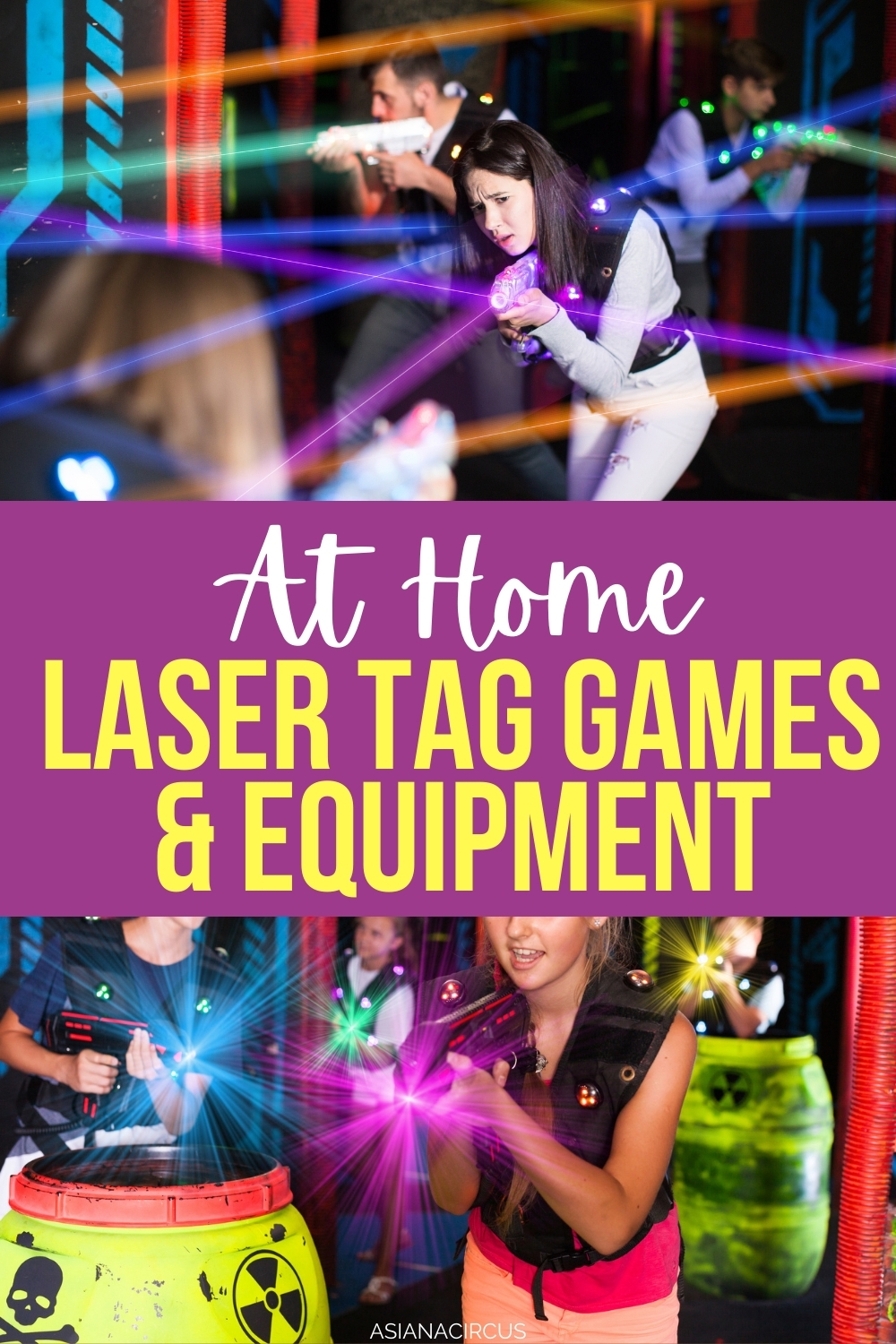 Best Laser Tag Games For Home Use - Laser Tag Equipment (1)