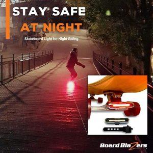 Board Blazers LED Skateboard Light