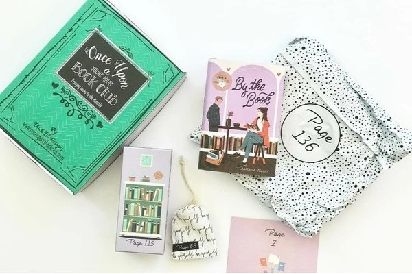Book Club Box (Young Adult Edition) - subscription boxes for teens (Small)
