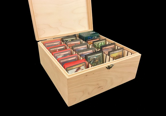 Collector's card deck box (Small)