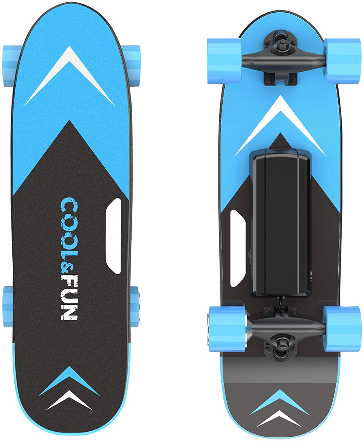 Cool&Fun Electric Skateboards with remote