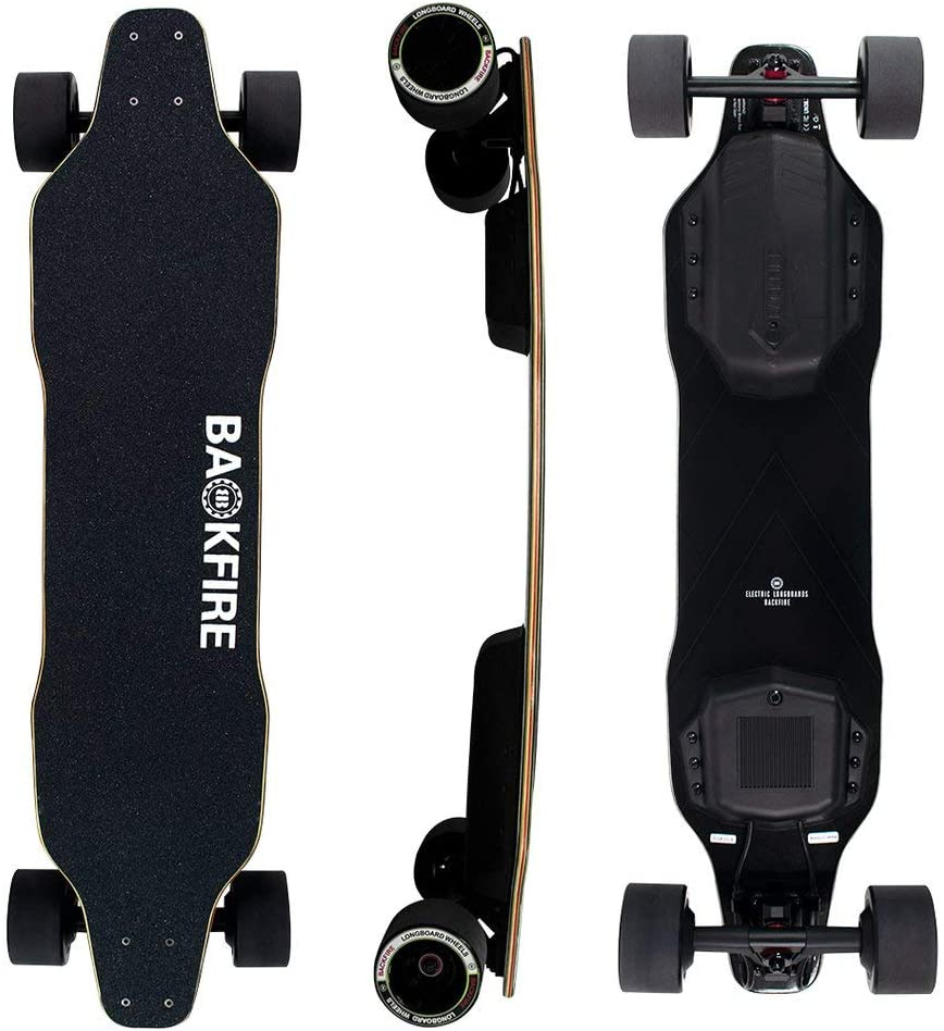 Electric Longboard For Adults with Remote Control