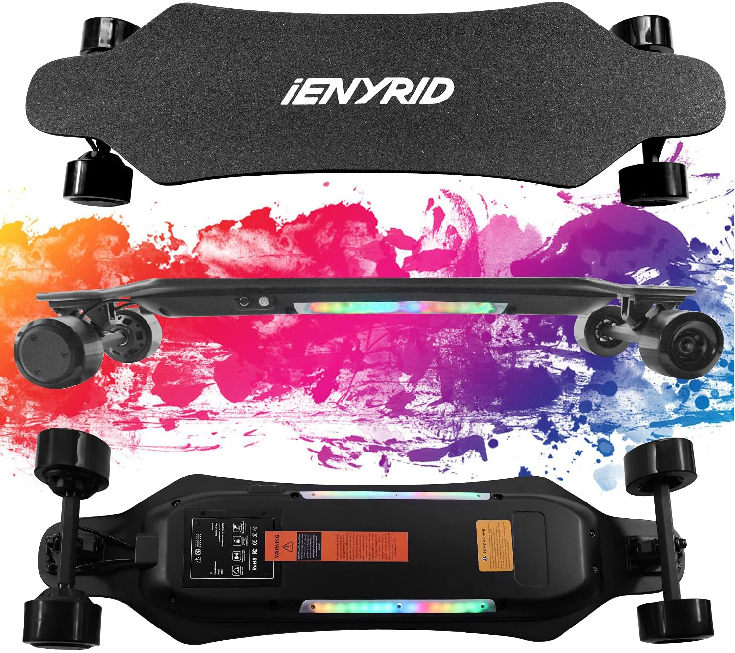 Electric Longboard for adults under 500