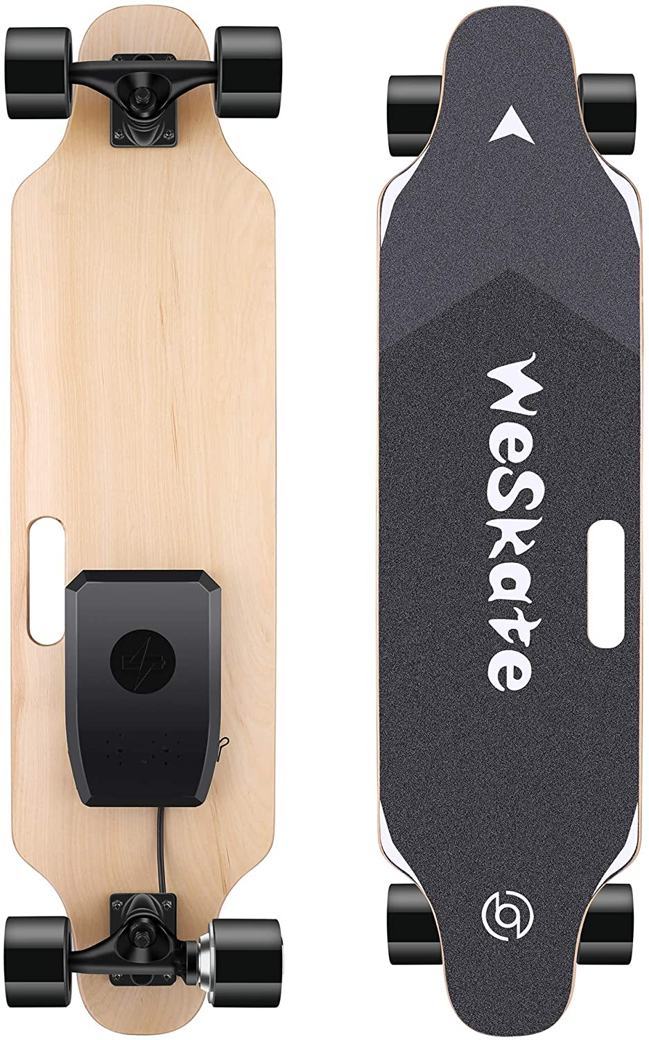Electric Skateboard Longboard with Remote Under 300