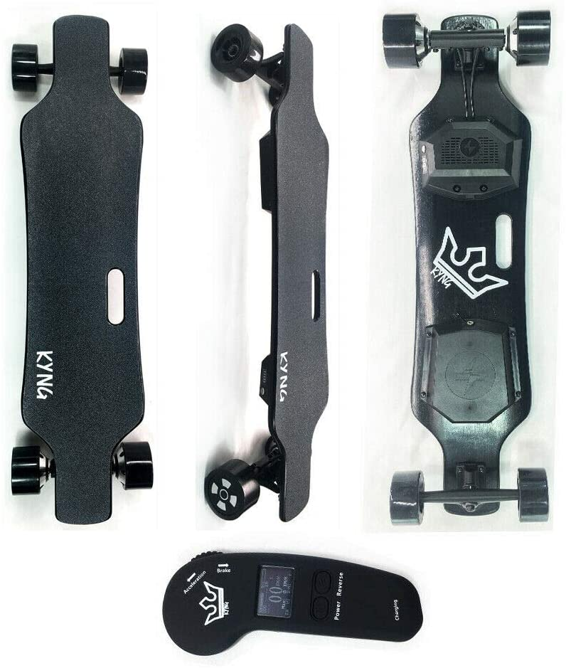 Electric Skateboard Longboard with remote