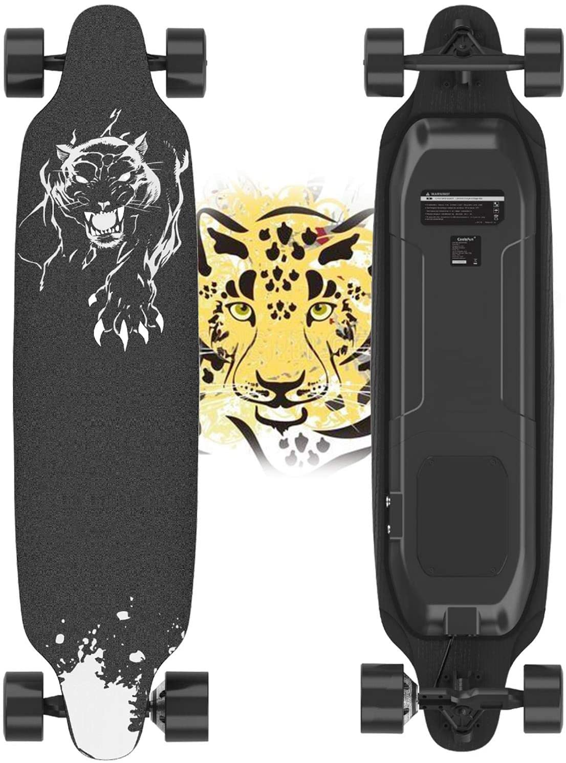 Electric Skateboard under 400