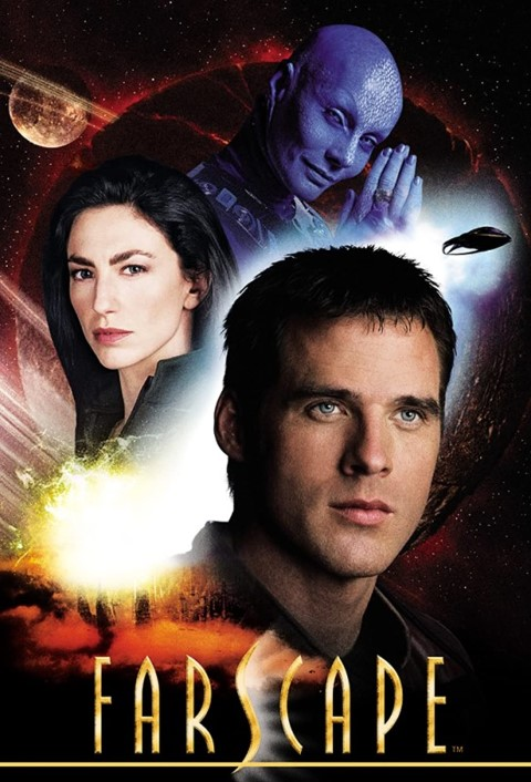 Farscape - best shows with aliens on Amazon Prime (Small)