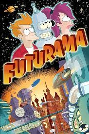 Futurama - best animated shows with aliens