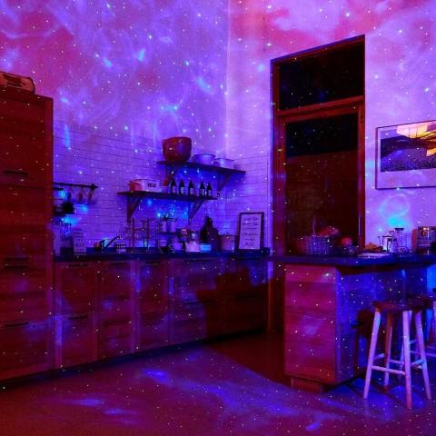 Galaxy Star Projectors for Bedroom (Small)