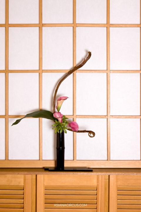 Ikebana - traditional Japanese hobbies (Small)