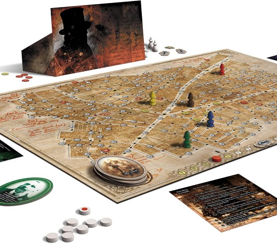 Letters from Whitechapel - Mystery Board Game (Small)