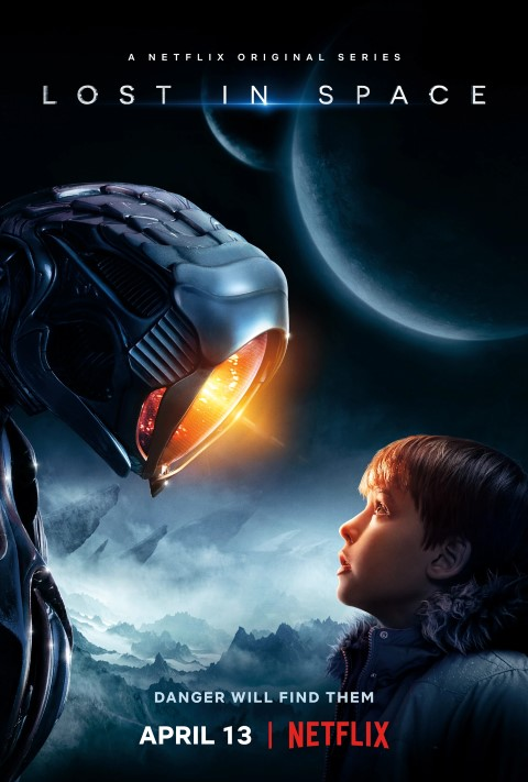 Lost In Space - best shows with aliens on netflix (Small)