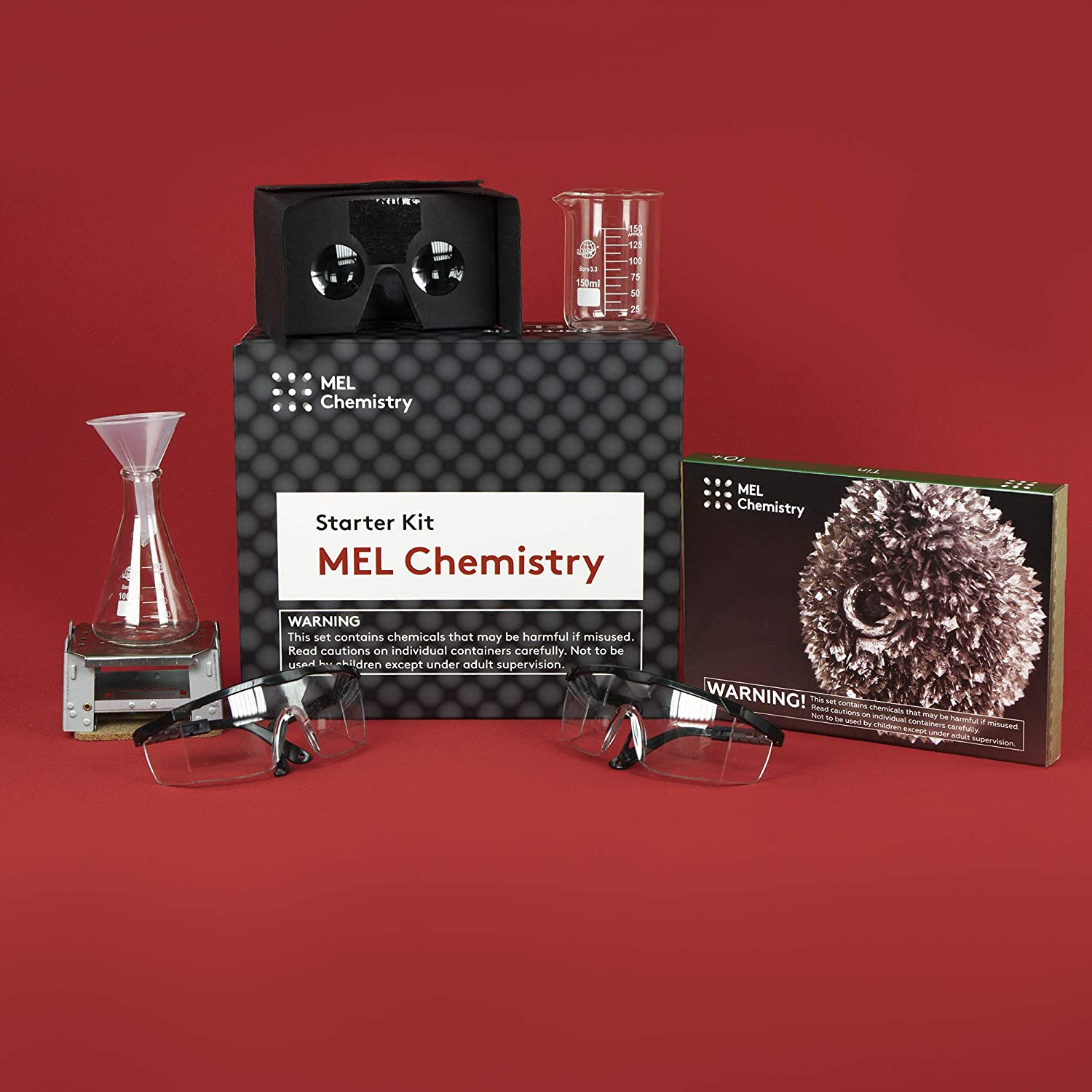 MEL Chemistry — Exciting Science Experiments Subscription Box for teens and kids