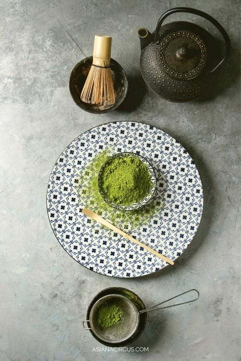 Matcha making - traditional japnese hobbies (Small)