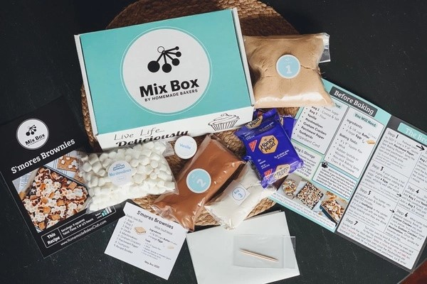 Mix Box - Baking kits and Subscription Boxes for Teens (Small)
