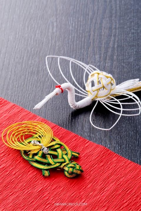 Mizuhiki - traditional Japanese hobbies (Small)