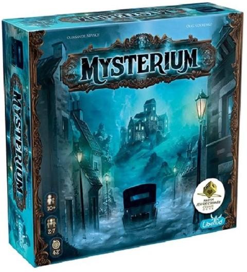 Mysterium - Cooperative Mystery Board Game (Small)