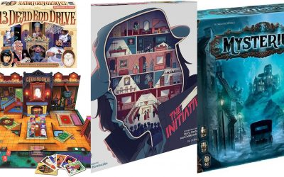 Best Mystery Board Games For Adults