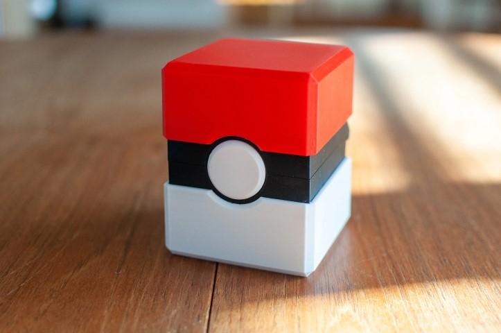 Pokemon Card Deck Box With Free Personalization (Small)