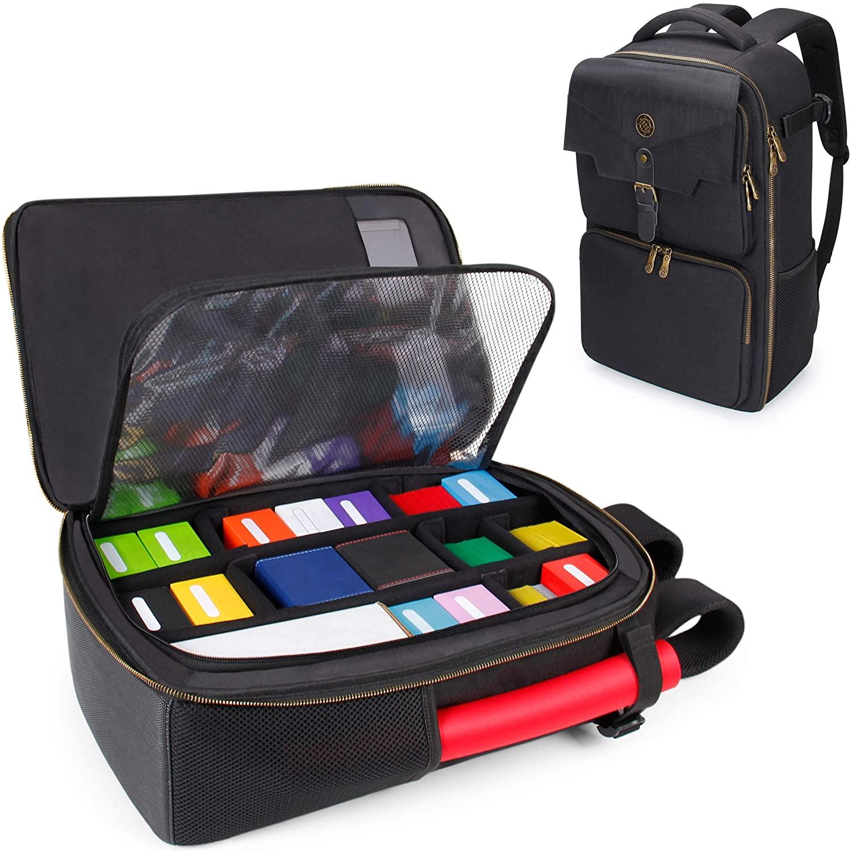 Portable Card Deck Holder - Backpack